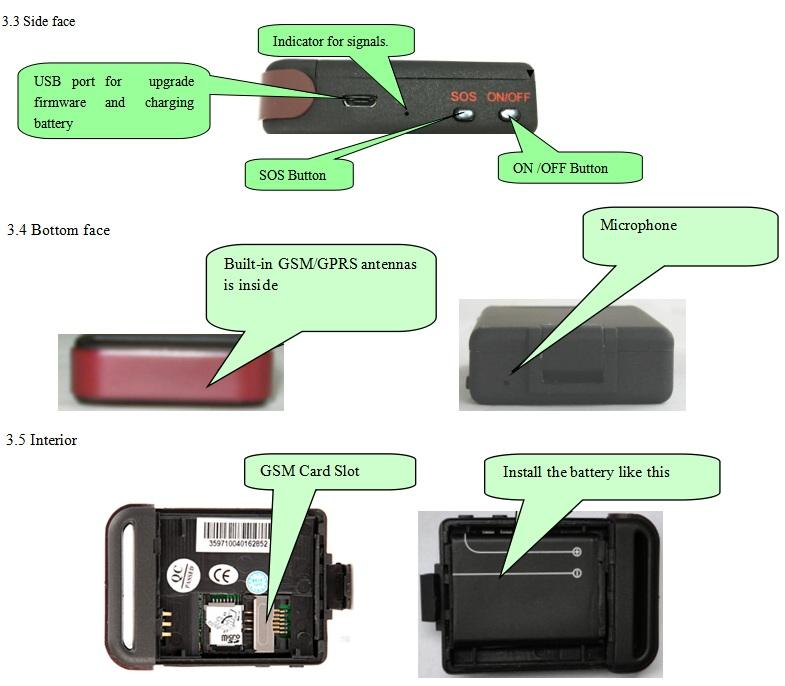 media market traceur gps autonome magn tique 1 traceur coban gps k 102b2 mobile avec accessoires. Black Bedroom Furniture Sets. Home Design Ideas